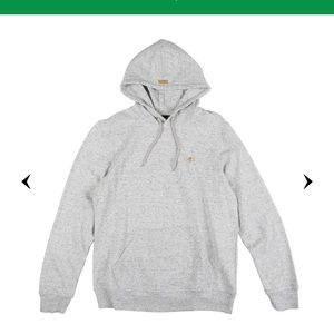 LRG men's grey hoodie medium